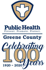 GCPH Logo Celebrating 100 years 1920-2020